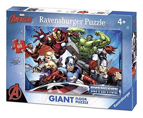 Ravensburger Italy Puzzle Avengers, 60 Pezzi 05489 3