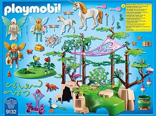 PLAYMOBIL 9132 – Magischer Feenwald - 3