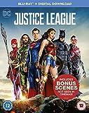Justice League [Blu-ray + Digital Download] [2017]