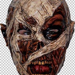 Máscara de momia adulto Halloween