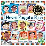 eeBoo MGFAC3 - I Never Forget a Face Memory Matching Game (juego de memoria facial)