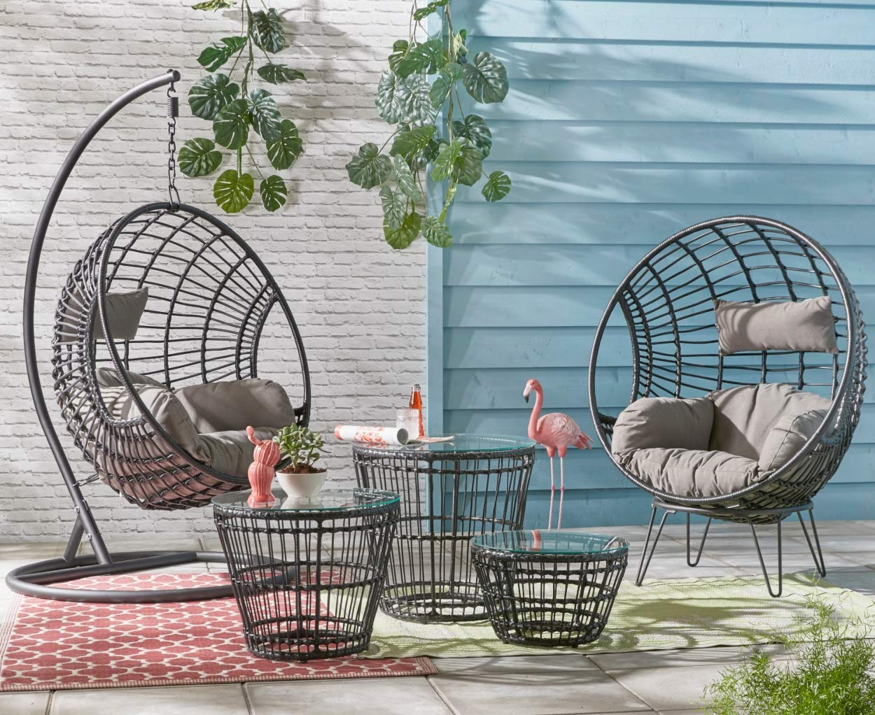 1 Super Outdoor Hanging Egg Chair Astonshedsuk