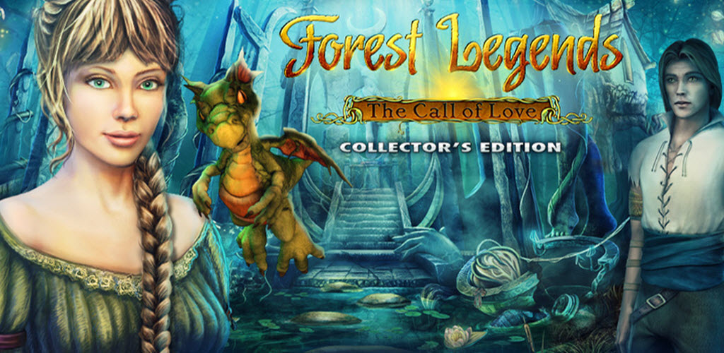 Forest Legends: Der Ruf der Liebe Screenshot