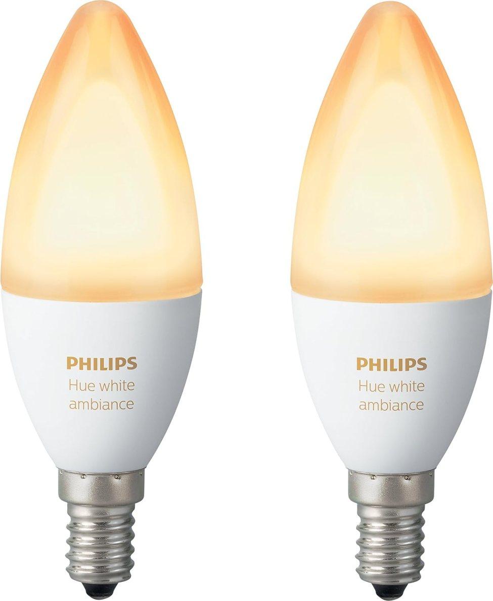 Philips Hue White & Color Ambiance E14 LED Kerze