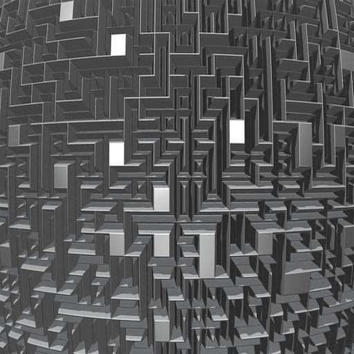 3D Crazy Maze
