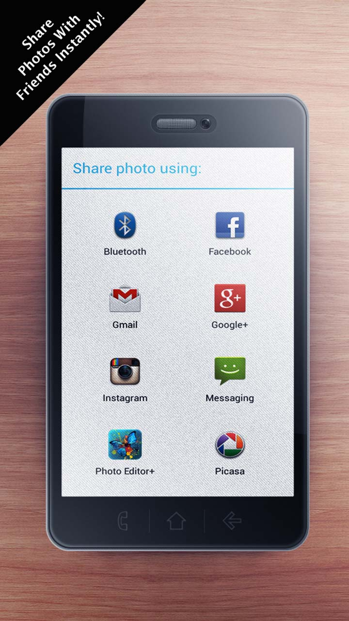 Photo Editor+ Screenshot