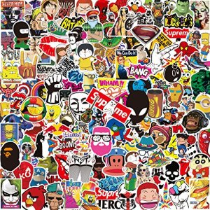 Q-Window Aufkleber Pack Vinyl Graffiti Stickers Aufkleber 1