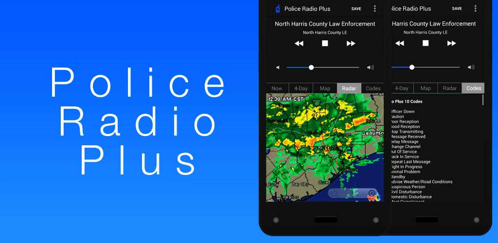 Police Scanner Radio Plus Screenshot