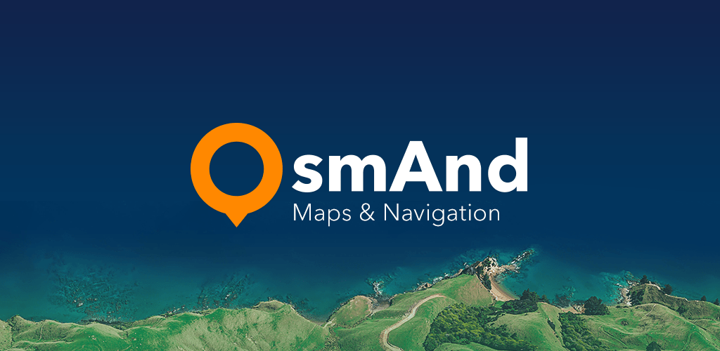 OsmAnd+ Maps & Navigation Screenshot