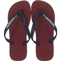 Havaianas Unisex Adults' Brazil Logo Sandals