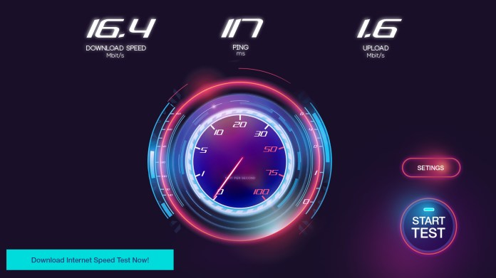 How to Check the Internet Ping Speed ​​at Specific Server