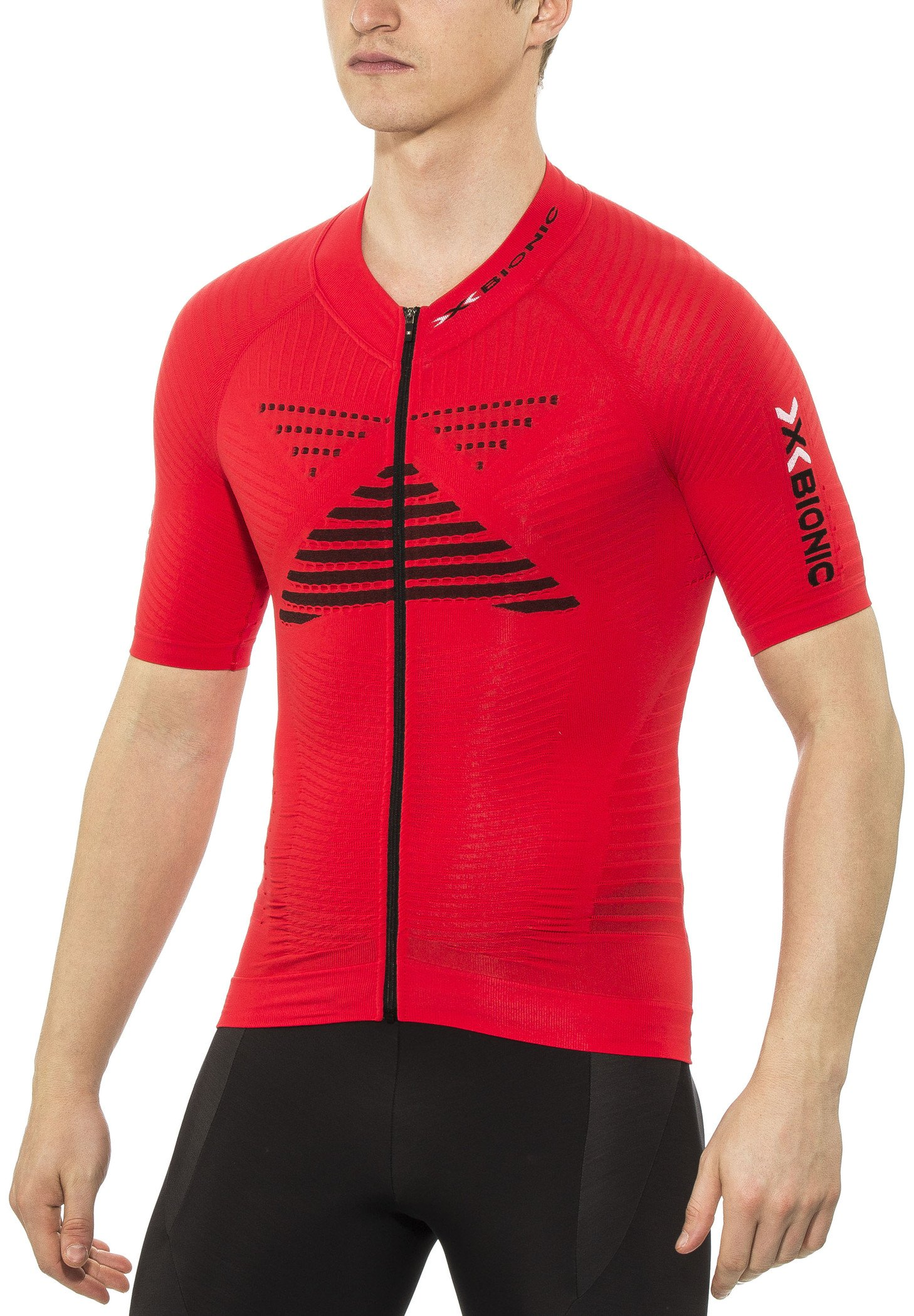 newest 95275 e6cb0 X-Bionic Effektor Power OW Sh_SL. Full Zip, Maglia ...