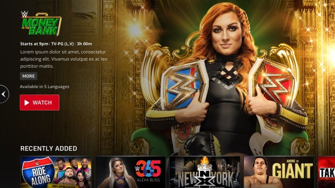 WWE Network 9