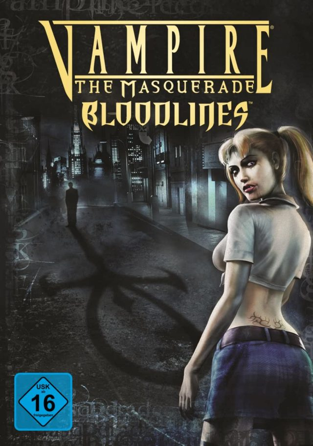 Vampire: The Masquerade - Bloodlines [PC Code - Steam]