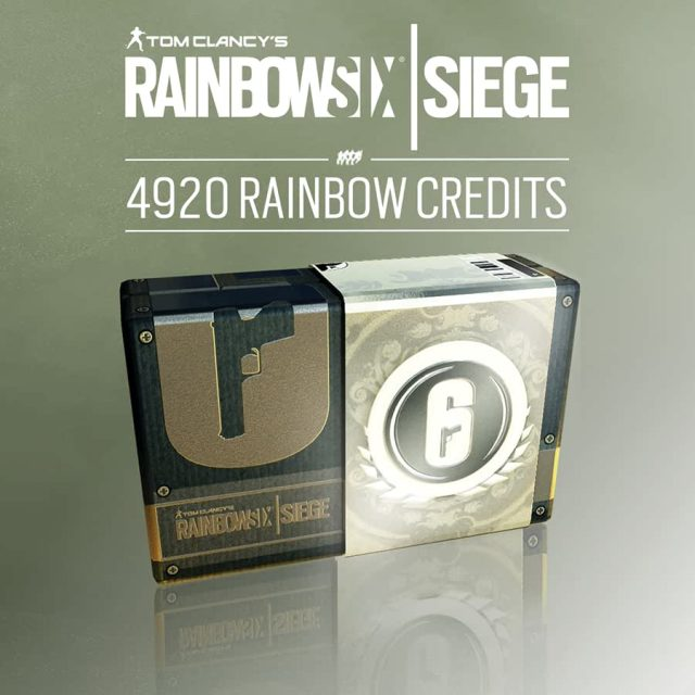 Tom Clancy's Rainbow Six Siege - 4920 Credits Pack [PC Code - Uplay]