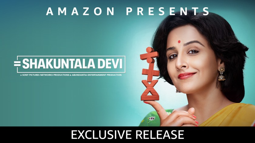 shakuntala devi (2020) amazon prime video