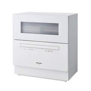 パナソニック 食器洗い乾燥機(ホワイト)【食洗機】 Panasonic NP-TH2-W