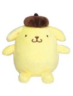 サンリオキャラクターズ ビーンドールコレクション ポムポムプリン ぬいぐるみ