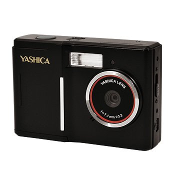 YASHICA タッチパネル式 551万画素デジタルカメラ EZ F531