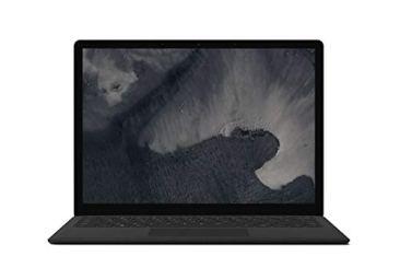 マイクロソフト Surface Laptop 2 [サーフェス ラップトップ 2 ノートパソコン]Office Home and Business 2019 / Windows 10 Home / 13.5 インチ Core i5/ 256GB/8GB ブラック LQN-00055