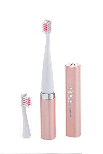 高敏 ラピス 音波式電動歯ブラシ ピンク LP-2