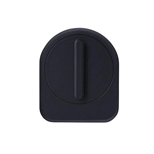 セサミ スマートロック本体 マットブラック工具不要取付 スマートフォンでドアを施錠解錠