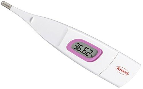 興和 【L.labo エル.ラボ】 レディス体温計 日本製 ピンク KN-21P