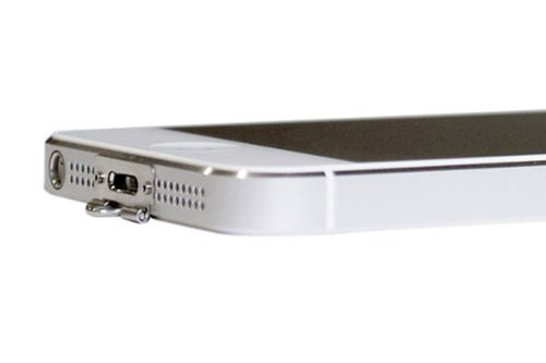 poddities iphone5 ストラップ NETSUKE(根付) for iPhone5 (シルバー・銀・silver)