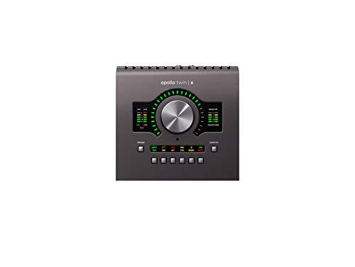 Universal Audio Apollo Twin X/DUO オーディオインターフェース Thunderbolt 10イン / 6アウト【国内正規品】
