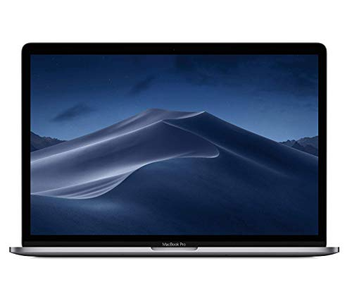 最新モデル Apple MacBook Pro (15インチ, 第9世代の2.6GHz 6コアIntel Core i7プロセッサ, 256GB) - スペースグレイ