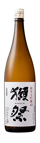 日本酒が好きなお父さんに獺祭(だっさい) を父にの日にプレゼント