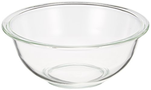 iwaki(イワキ) 耐熱ガラス ボウル 2.5L 外径25cm KBC325