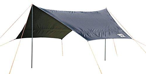 キャプテンスタッグ(CAPTAIN STAG) キャンプ テント タープ ヘキサタープ 【サイズ400×420×H220cm】 UV・PU...