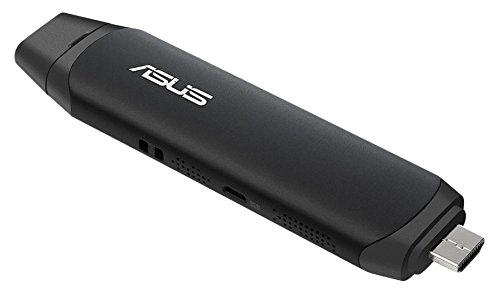 ASUS スティック型 デスクトップ VivoStick TS10 ブラック TS10-B078D (WIN10 64Bit /インテル Atom x5-Z8350 / 4G / 64GB eMMC)