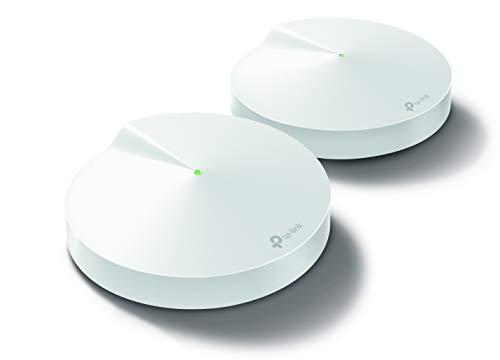 TP-Link メッシュ Wi-Fi システム トライバンド AC2200 (867 + 867 + 400) 無線LAN ルーター スマートハブ...