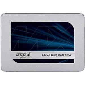 Crucial Crucial 3D NAND TLC SATA 2.5inch SSD MX500シリーズ 1.0TB CT1000MX500SSD1JP