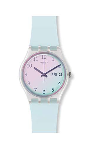 スウォッチは女子誕生日におすすめの時計