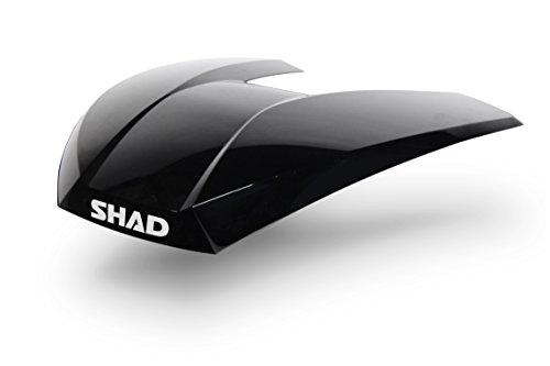 SHAD(シャッド) SH58X専用カラーパネル ブラックメタル D1B58E21 1個