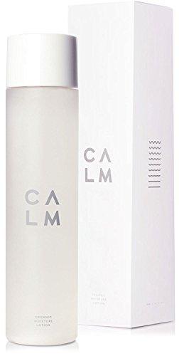 CALMのオーガニック化粧水をプレゼント
