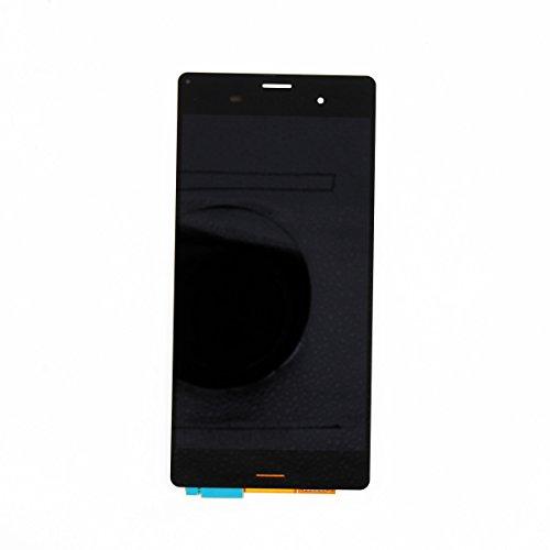 Friendlychina for ソニー Sony Xperia Z3 D6633 D6666 D6616 液晶ディスプレ タッチスクリーン デジタイザ パネルセット セット タッチパネル 液晶LCD 交換パーツ 修理交換 ブラック