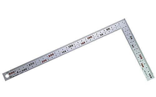 シンワ測定 厚手広幅 シルバー 30cm 10421