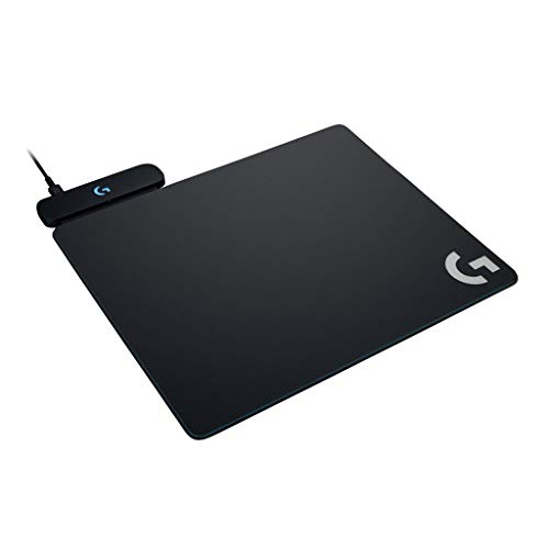 Logicool G ゲーミングマウスパット G-PMP-001 ブラック ハート クロス マウスパット同梱 G502WL/G-PPD-002...