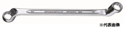 【STAHLWILLE/スタビレー】 メガネレンチ75° [型番:20-24X27