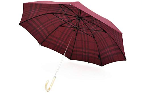 女性の必需品であるバーバリーの日傘をプレゼント