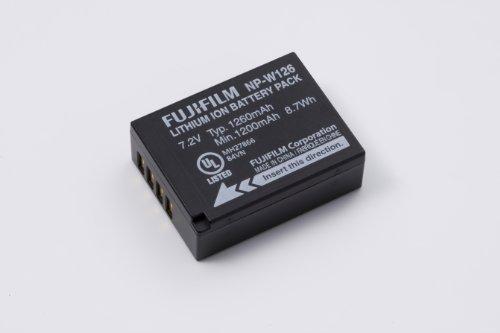FUJIFILM デジタルカメラ用バッテリー F NP-W126