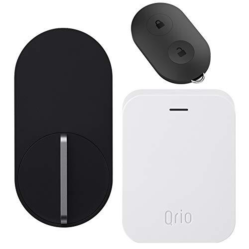 Qrio Lock(キュリオロック) & Qrio Key(キュリオキー) & Qrio Hub(キュリオハブ) セット(Qrio Lock拡張デバ...