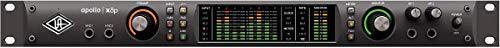 Universal Audio ユニバーサルオーディオ/Apollo X8P Thunderbolt3 オーディオインターフェース 草間敬 さんのオススメ機材は「universal audio apollo x8P【徹底紹介】プロの作曲家・アーティストの買ってよかったオススメ機材・プラグイン!エンジニア・DTMerは必見!【DTM・REC】」