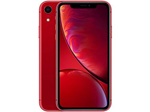 国内版SIMフリー Apple iPhone XR 64GB Red レッド MT062J/A A2106