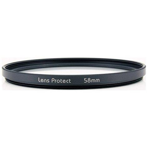 マルミ光機 58mm レンズ保護フィルター LENS PROTECT【ビックカメラグループオリジナル】