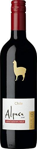 サンタ・ヘレナ・アルパカ カベルネ・メルロー [ 赤ワイン ミディアムボディ チリ 750ml×12本 ]